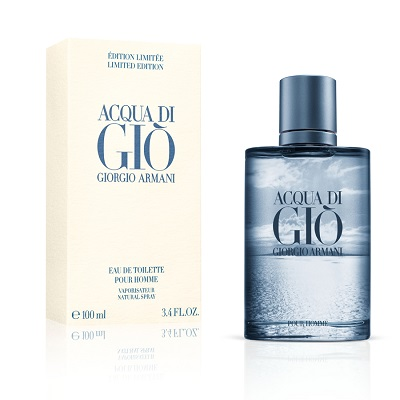 Acqua di Gio Blue Edition (Férfi parfüm) edt 200ml
